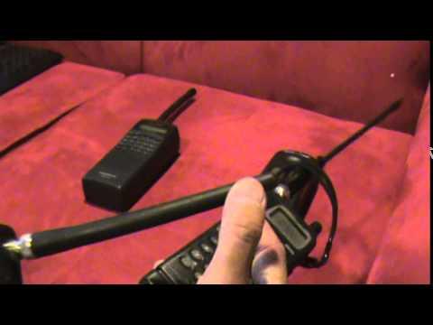 Icom IC-T7H Dual Band VHF UHFAmateur Radio