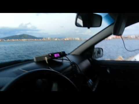 Zb2jk mobile ham radio Gibraltar
