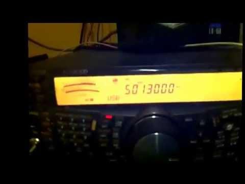 W3UUM CA3SOC 50 mhz 50.130 Kenwood TS-2000 6 meters CHILE Ham Radio hamradio
