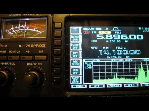 Radio BarraQuda 5896U