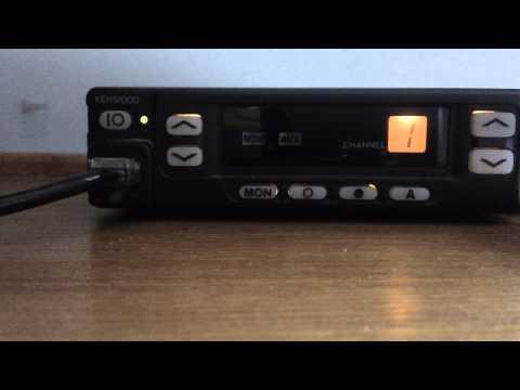 Kenwood TK-862G: Listening To The School Bus Radios