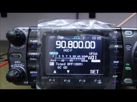 ALPHA TELECOM: ICOM IC-7000 BAIXA SENSIBILIDADE EM UHF, REVISÃO e ALINHAMENTO