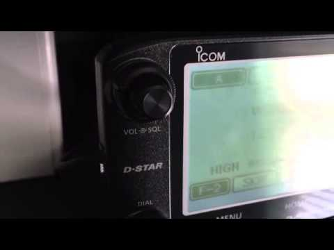 Icom ID-5100 Receive issue Example 1