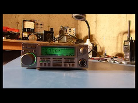 Kenwood TW-4000A S Meter Repair Highlights