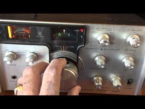 Kenwood R-599A receiving