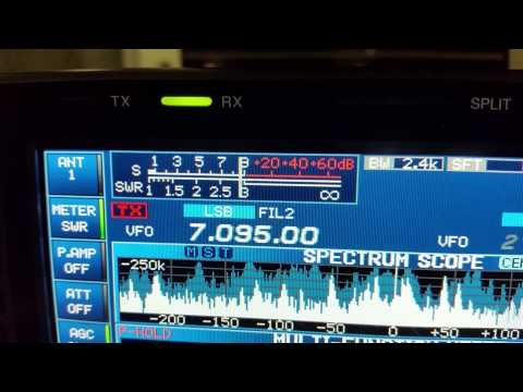 FT 817ND - delta loop 5W -ZV2H