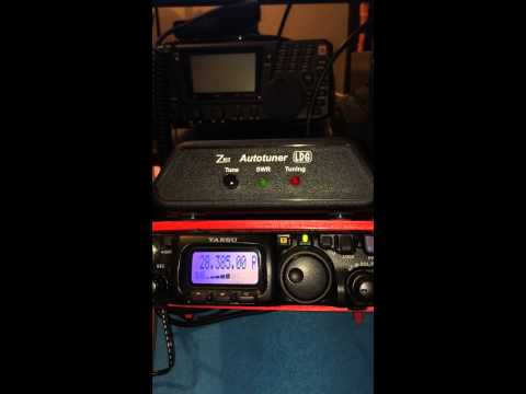 1568 mile QRP contact FT-817