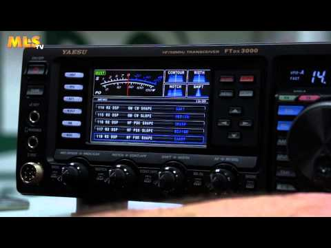 ML&S - Yaesu FT DX3000 overview with Steve Venner