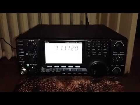 Icom IC 7410 (band 40 meter)