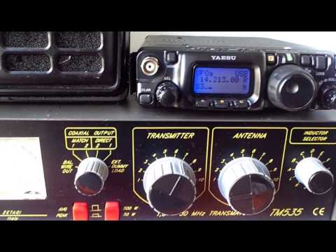 Yaesu FT 817ND Zetagi TM535 Philips Speaker