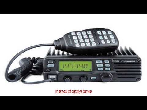 Icom IC-V8000 Mobile VHF Radio Reviews