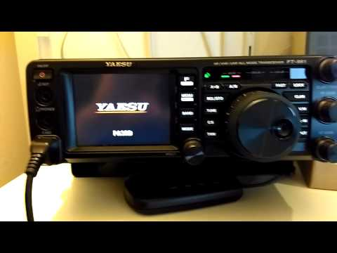 Yaesu FT-991 Bug when accessing memories