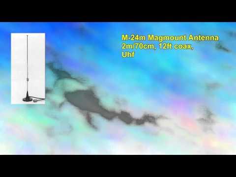 Icom 2300h Mobile Radio Comet M24m Mag Mount