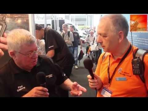 ICQPodcast interviews Paul Bigwood (G3WYW) Yaesu