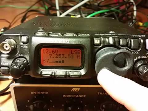 Holey Knob for the Yaesu Ft-817nd