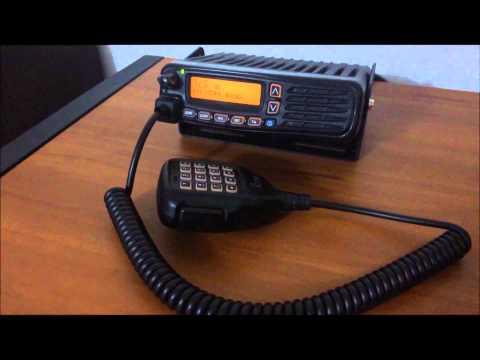 Icom IC-F6061D NXDN Radio