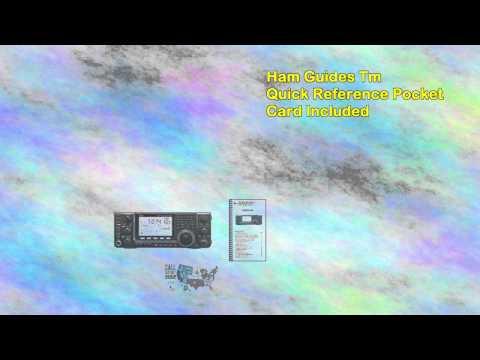 Icom Ic7410 Radio Nifty Guide and Ham Guides Tm Pocket