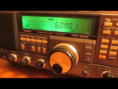 6090 Khz Amhara State Radio (presumed)