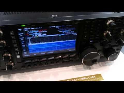 Tokyo Ham Radio Fair 2015 ICOM IC-7851