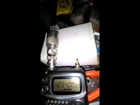 airband receiver icom t22a