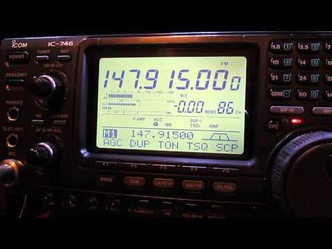 Icom Ic-746 on 2 meter