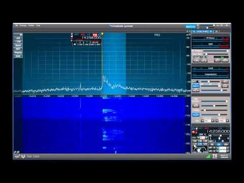 Icom 756 Pro vs  Flex 6300