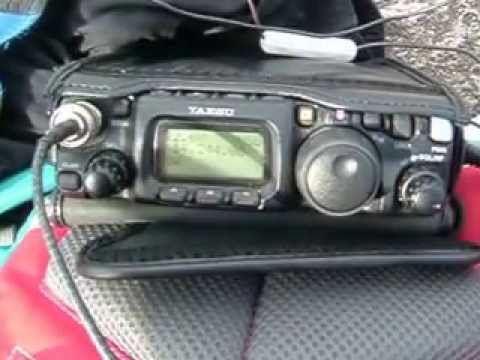 QRP Contact with VK5PAS 03/06/2015