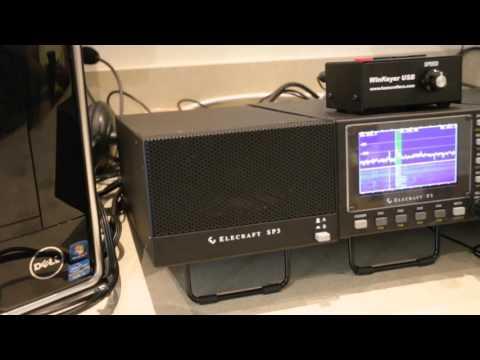 Elecraft SP3 Speaker