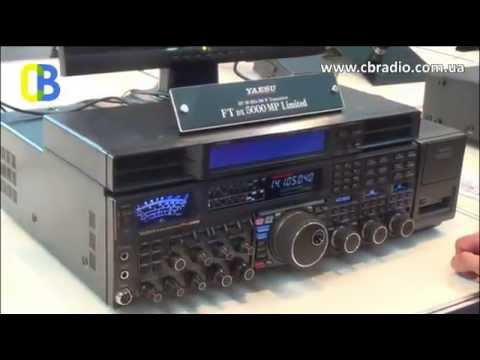 Yaesu FT 5000 MP Exhibition Ham Radio 2015