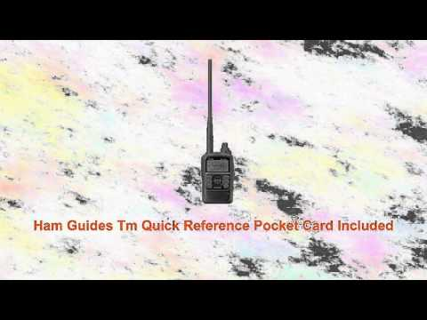 Icom Id31a Radio Nifty Guide and Ham Guides Tm Pocket
