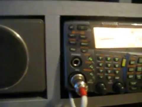KENWOOD HAM RADIO STATION