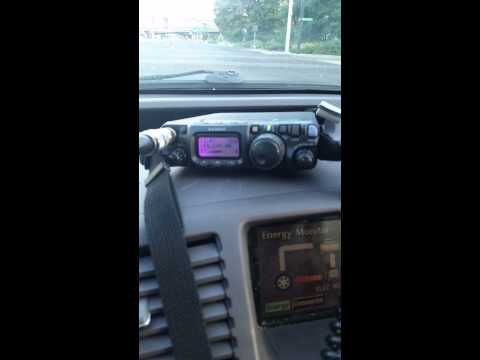 2 meter ssb in the mobile with a qrp rig with k0jj