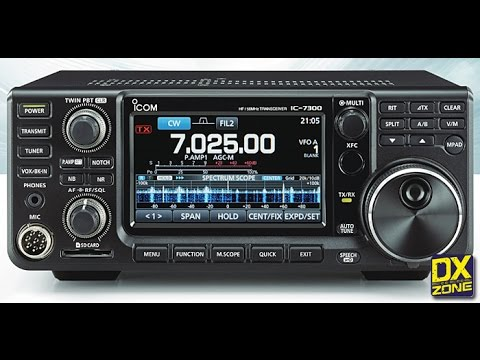 Why I will buy the new Icom 7300 HF radio - sight unseen!