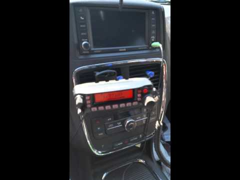 Yaesu ft 7900R/E quick look and awesome antenna