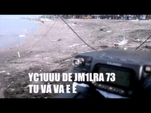 CW QRP DX ON THE BEACH 15m YC1UUU -  JM1LRA