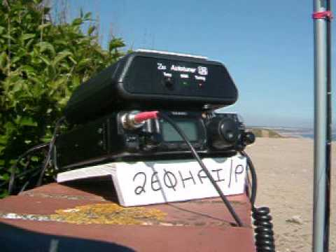 QRP Contact with VK6MV Near Perth Australia 10/6/15