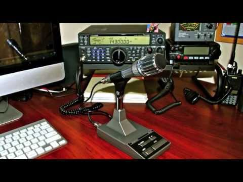 Problem With The Kenwood MC60A Desktop Microphone 6-15-2015