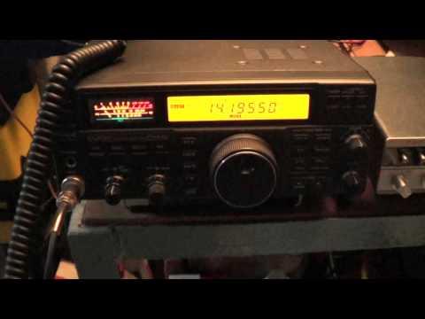 Yaesu FT840 HF Transceiver