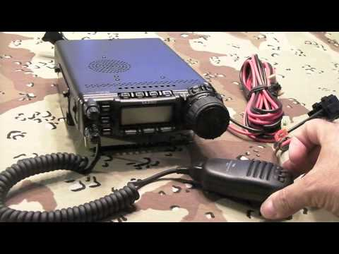Yaesu FT 857D One Ham Radio That Does It All 8-27-2015