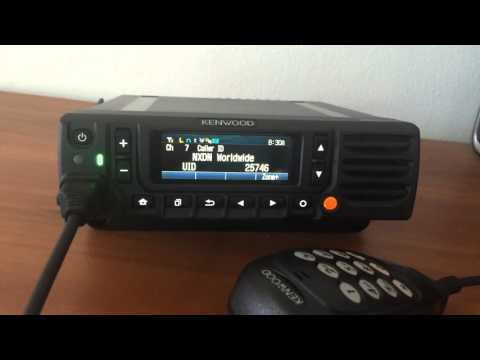 Kenwood NX-5000 UHF Mobile Radio