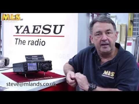Yaesu FT-991 - Programming the Memory Channels with Steve Venner @ ML&S