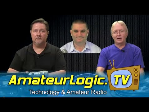 AmateurLogic.TV Episode 78 - Live from the Icom booth at Dayton Hamvention 2015