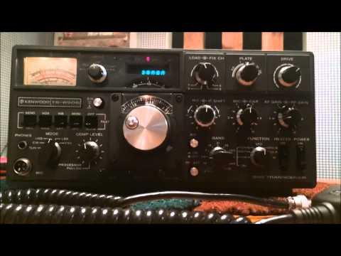 Kenwood TS-820S an Amateur Radio Classic