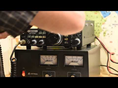 Icom IC-730 Amateur Radio Transceiver