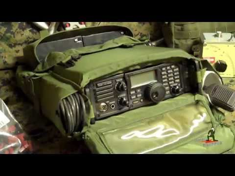 Icom IC-7200 - Going Tactical