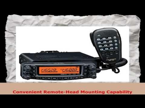 Yaesu Original FT8900R 2950144430 MHz QuadBand FM Ham Radio Transceiver