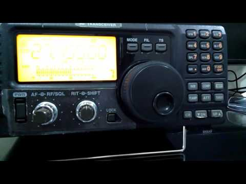 Radio Icom IC 718