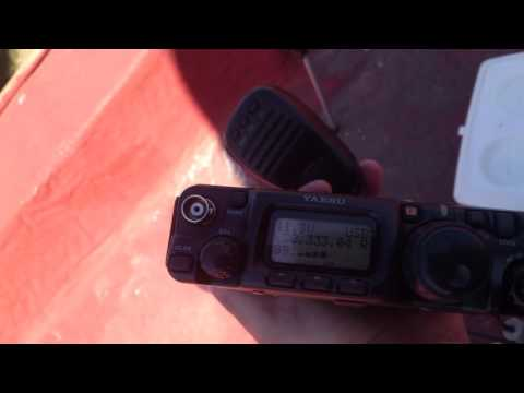 QRP LW9DTR  FT817ND
