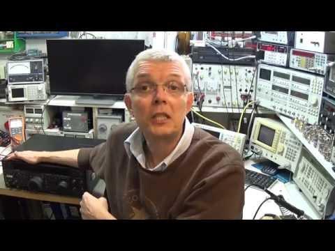 HAM radio repair: Yaesu FT-1000 Mark V field with dead receiver