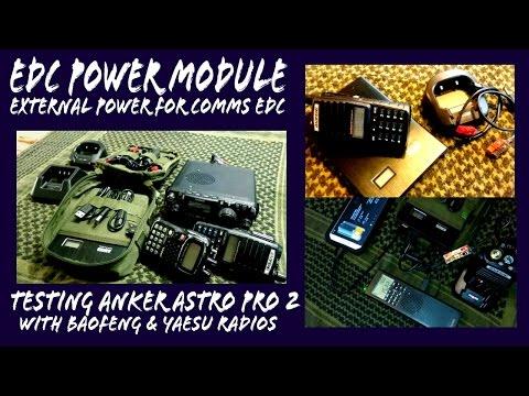 Comms EDC Power Module v1.0 [Ham Radio GoKit]
